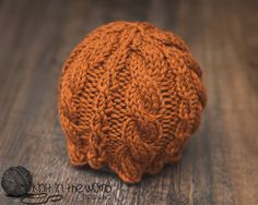 Cables in Cashmere  READY TO SHIP  great photo by knitinthewomb, $20.00