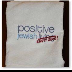 Positive Jewish Schvitzing
