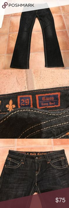 Easy boot jeans Rock revival Gwen easy boot jeans Rock Revival Jeans Boot Cut