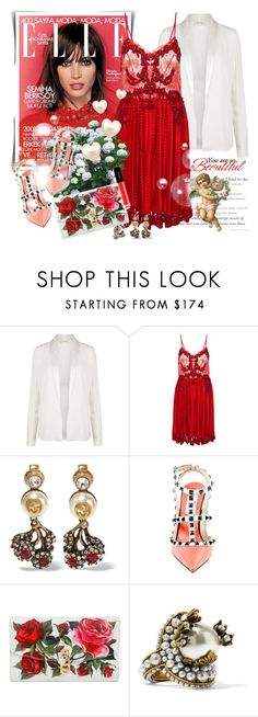 """You are so beautiful!"" by danijelapoly ❤ liked on Polyvore featuring American Vintage, Givenchy, Gucci, Dolce&Gabbana and Guerlain"