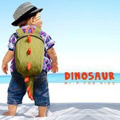 7e7d7535fb12 2018 Mini Cartoon Backpack Schoolbag Childrens Dinosaur Backpack For  Kindergarten Boys Girls Kids School Bags Toddler Backpack