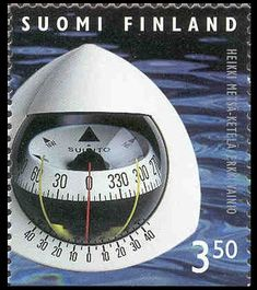 Postage Stamps, Finland, Paper, Stamps