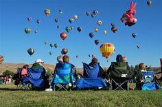 Great Reno Balloon Race Event