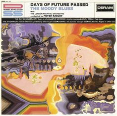The Moody Blues - Days Of Future Passed (1968)