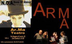 Roma - La seconda parte della stagione del nuovo Ar.Ma Teatro