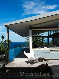 Interiors : Les Interieurs, Interior Design by Pamela Makin, Sydney.