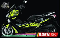 Open order, #nmax #yamaha #thailook #blues #shark ##nmaxcuttingsticker #stickers #decal #3dcuttingsticker #banyuwangi #roodshine #rdsn #46 #fluorescentblackness Scooter Custom, Custom Bikes, Yamaha Nmax, T Max, Trike Motorcycle, Motocross, Cars And Motorcycles, Shark, Decals