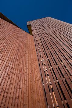 Haltia's tower. Photo: Paavo Lehtonen
