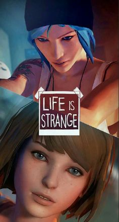 life is strange max and chloe Beyond Two Souls, Blue Haired Girl, Life Is Strange 3, Chloe Price, Max And Chloe, Weird Art, Save My Life, Mystic Messenger, Game Character