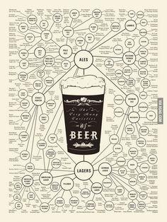 Rodzaje piw