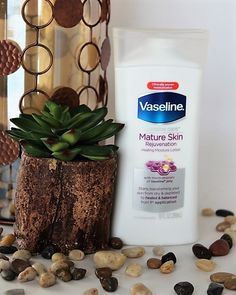New! Vaseline Mature