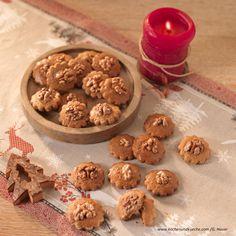 Lebkuchenkekse Almond, Cereal, Cookies, Breakfast, Desserts, Food, Dessert Ideas, Easy Meals, Chef Recipes