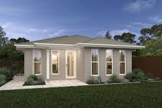 8m wide house frontage design ideas single storey - Google Search House Front, Design Ideas, Mansions, Google Search, House Styles, Home Decor, Mansion Houses, Decoration Home, Manor Houses