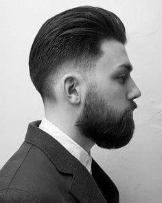 British Barbers' Association, amazing cut. I just love this fade!