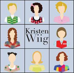Kristen Wiig on SNL!