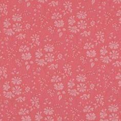 Liberty Fabric, Capel Coral