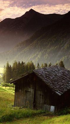 I need to be here, too: Tyrol, Austria