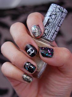 Chanel nails v2
