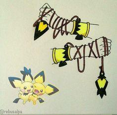 Pichu Wristlets