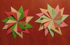 Játékos tanulás és kreativitás: Origami kokárda 3.
