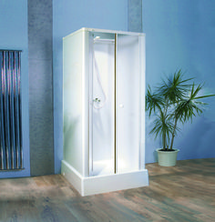 Kinedo Consort Watertight Saloon Door Shower Pod Cubicle 815mm x 815mm Silicon Free Cabin