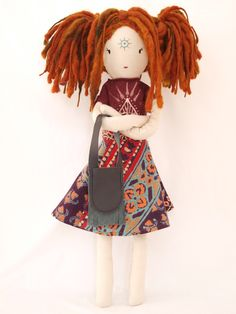 Henna Doll by Lily Blaise