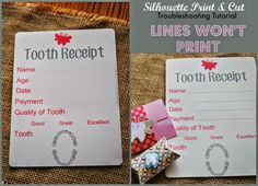 Print and Cut Silhouette Troubleshooting: Lines Not Printing ~ Silhouette School