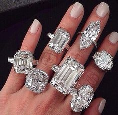 Just love all this bling would be hard to choose one