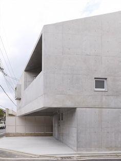 House in Kitaoji - Kyoto, Japan, 2012   Architecture. Architektur   Architect: Torafu Architects  