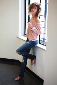 The perfect casual denim look c/o Trop Touge