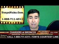 San Diego Chargers vs. Denver Broncos Pick Prediction NFL Pro Football O...