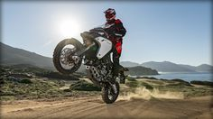 """It's called """"The wild side of Ducati"""" and is a web series dedicated to the new Ducati Multistrada 1200 Enduro"""