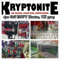 Vegas Palm Leaf now available at Kryptonite Novelties & Smoke Shop. #vegaspalmleaf