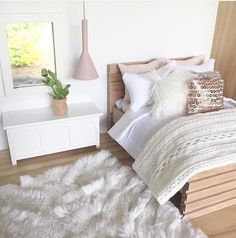 This bed is so gorgeous and solid. Constructed from Tasmanian Oak. It is earthy and neutral and soo perfect for the modern mini home. Available in...