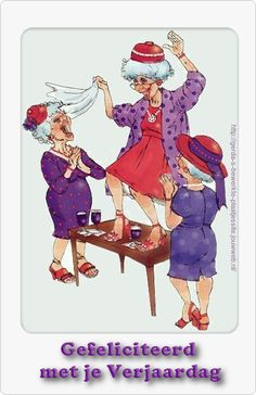Birthday Humor Old Lady Funny 70 Ideas Whatsapp Animated Gifs, Old Lady Humor, Red Hat Ladies, Red Hat Society, Old Folks, Art Impressions, Gif Animé, Digi Stamps, Red Hats