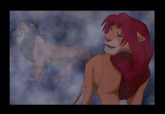 The Lion King - 'Haunted' by Nollaig.deviantart.com on @deviantART