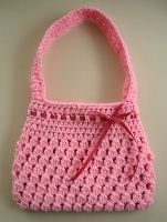 Free Crochet Pattern: Bobble-licious Bag | Crochet Direct