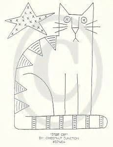 primitive cat patterns to sew - Mozilla Yahoo Image Search Results