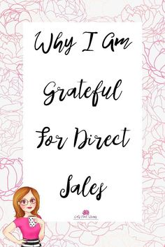 Grateful For Direct Sales