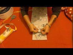 Manualidades creativas: como hacer un porta bolsas - YouTube