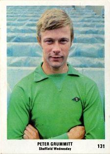 Nigel's Webspace - The Sun, 1970/71, Football Swap Cards - player photos Sheffield Wednesday Fc, Goalkeeper, Polo Ralph Lauren, Polo Shirt, Football, Sun, Cards, Mens Tops, Photos