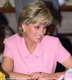 Diana Princess of Wales chose the ring