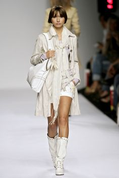 New Upcoming Designers Spring 2007  I want to recreate this look