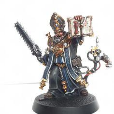 Necromunda Gangs, 40k Imperial Guard, Warhammer 40k, Priest, Color Schemes, Geek, Stars, Travel, Instagram