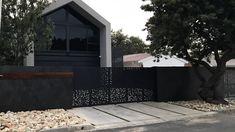 Home Decor Lights, Easy Home Decor, Interior Design Inspiration, Home Interior Design, Sliding Gate, Outdoor Living, Outdoor Decor, House Numbers, Dream Decor