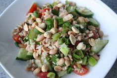 Hoppin' John Salad by Tasty Yummies, via Flickr