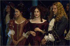 Sophie, Béatrice et le Chevalier de Lorraine