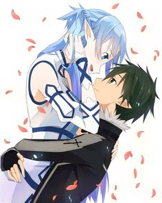 Sword Art Online || Kirito and Asuna