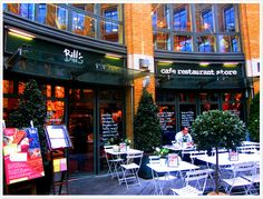 Bill's Covent Garden