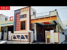 yds independent house for sale in hyderabad House Outer Design, House Balcony Design, Single Floor House Design, House Outside Design, Modern Small House Design, Village House Design, Bungalow House Design, House Front Design, Door Design